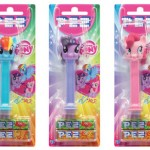 The Pez candy dispensers to sold in the 2015 range were on display in London this week.