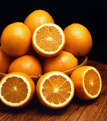 The pulp from citrus is becoming an increasingly common ingredient in concentrated horse feeds in some parts of the world. Photo: US Dept of Agriculture