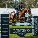Thomas Carlile (FRA) and Sirocco du Gers took the individual honours at the final leg of the FEI Nations Cup Eventing at CCIO3* Boekelo (NED).