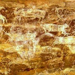 Ancient auditory illusions linked to sites of prehistoric art