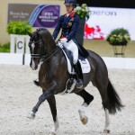 The multiple world-record-breaking British partnership of Charlotte Dujardin and Valegro claimed the Reem Acra FEI World Cup Dressage 2014 title at Lyon, France last April. The 2014/2015 Western European League qualifying season begins this weekend at Odense in Denmark.