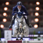Reigning champion Daniel Deusser, will be in action at the opening leg of the Longines FEI World Cup Jumping 2014/2015 Western European League series at Oslo in Norway on Sunday.