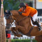 Two million people connected around the world for the FEI's #SupportYourNation social media competition during last week's Furusiyya FEI Nations Cup™ Jumping Final in Barcelona, where Gerco Schröder and Glock's London were part of the triumphant Dutch team.