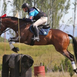 King's Nadal wins NZ one-day-eventing champs