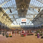 The Grand Hall at Olympia will host seven days of equestrian action in December.