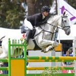 Jessica Manson and Australian Stock Horse Legal Star won the prestigious FEI Classics at the Australian International 3 Day Event in Adelaide.