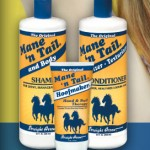 Horse shampoo not just for show ponies
