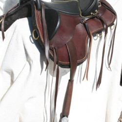 New Sarmatian saddle a saviour for horses – and riders