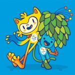 Rio's Olympic and Paralympic mascots have been unveiled.