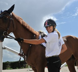 British rider leaps up World Jumping rankings