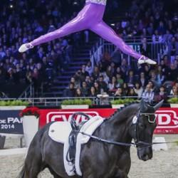 Joanne Eccles vaults to double Paris success