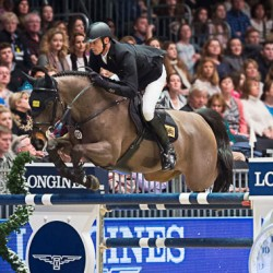 Marco on the mark with Olympia World Cup leg win