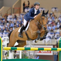 Hello Sanctos carries Scott Brash to Geneva victory
