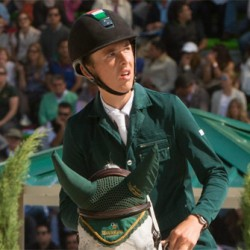 Ireland's Bertram Allen wins World Cup jumping opener
