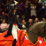 Another world record for Charlotte and Valegro