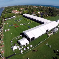 Trump Invitational rolls out red carpet for leading showjumpers