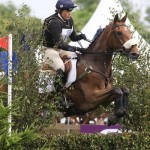 Pippa Funnell at Hickstead in 2012.