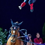 Swiss national champion Simone Jäiser won the last qualifier for the FEI World Cup Vaulting in Leipzig at the weekend, securing her spot at the series Final in Austria next month.