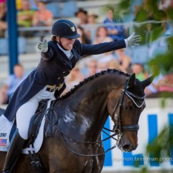 US dressage horse Wizard retired at 16