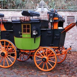 Valuable collection of Victorian carriages to be auctioned in Britain