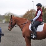 An easy resolution for horse riders to keep