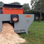 Tonka Mini Wood Shavings Machine, TK300 Series, is targeted at horse owners and yard managers.
