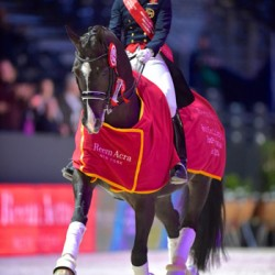 World Cup dressage starters named for Vegas showdown