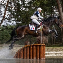 France claims first Nations Cup eventing leg