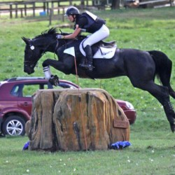 Kihikihi winner bursts into NZ eventing Super League contention