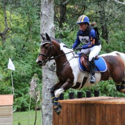 Pictures from NZ Pony Club Eventing champs