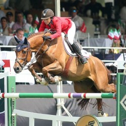 Young US rider impresses in Mexico Nations Cup win