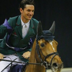 World Cup jumping final: 10th time lucky for Steve Guerdat