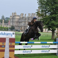 Dubarry cements support of young eventing horses
