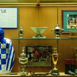Special Secretariat mementos donated to horse museum