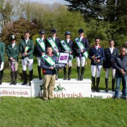 Brits win latest Nations Cup eventing