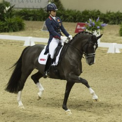 Valegro leaves big hoofprints to follow