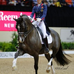 World Cup dressage: Valegro and Charlotte set standard