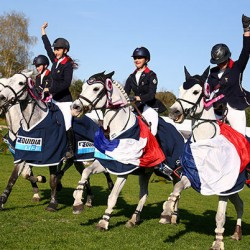 Ireland dominates but France wins Pony Nations Cup at Bonneau