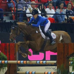 Kiwi wins World Cup jumping consolation