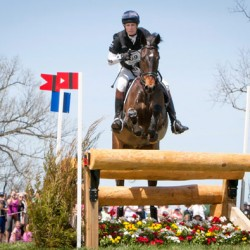 WFP aiming for Kentucky horse trials double