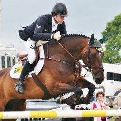 Italy claims opening Nations Cup jumping leg