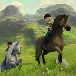 Win a membership to virtual horse world Star Stable