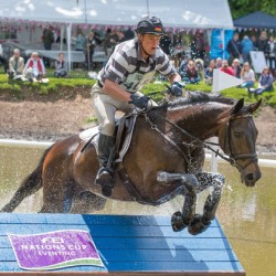 Crack German team wins UK Nations Cup eventing leg