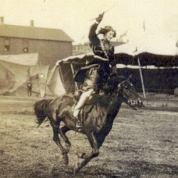 Wild West Georgians left a legacy in cowboy culture