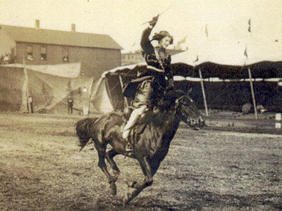 Wild West Georgians left a legacy in cowboy culture