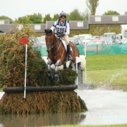 Britain's Kitty King wins Tattersalls Horse Trials feature