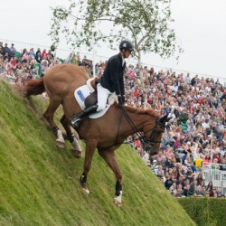 Trevor Breen rides to Hickstead Derby double