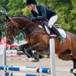 Jung quinella at Strzegom 3*; Brits take out eventing Nations Cup