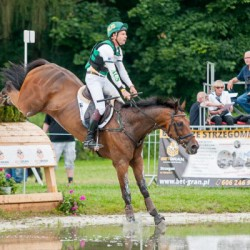 Brits jump into eventing Nations Cup lead at Strzegom
