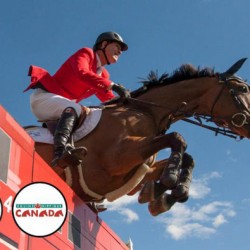 Ian Millar leads Canada's Pan American Games charge